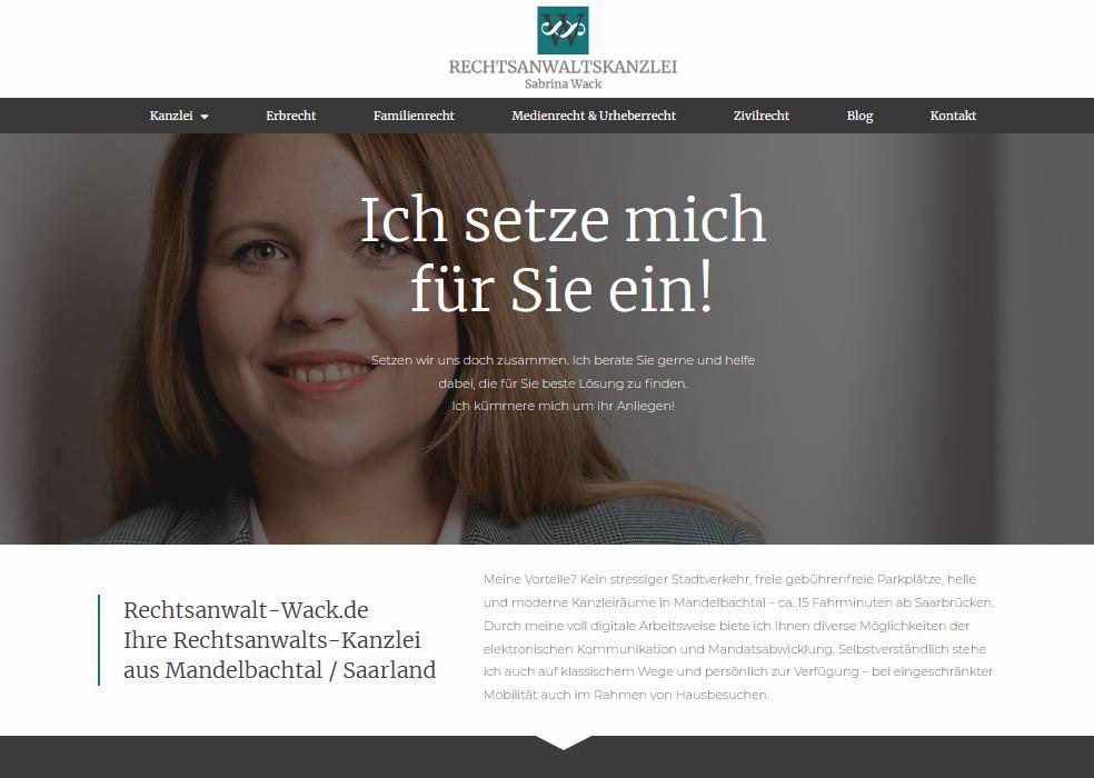 Rechtsanwalt Saarland